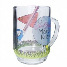 No1 Golfer Pint Tankard